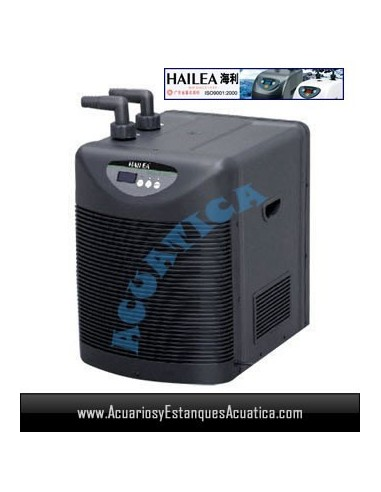 HAILEA HC-150A ENFRIADOR ACUARIOS MARINO O DULCE