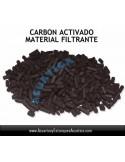 CARBON ACTIVO 1KG MATERIAL FILTRANTE