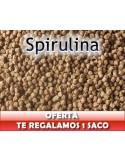 OFERTA Alimento peces Kinsei Spirulina pellets 6mm estanque PAGA 5 LLEVAS 6