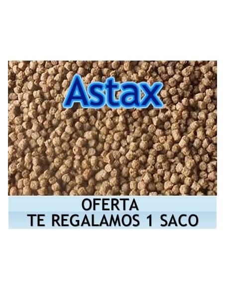 OFERTA! Alimento peces Kinsei Astax color antioxidante pellets 3mm estanque PAGA 5 LLEVAS 6