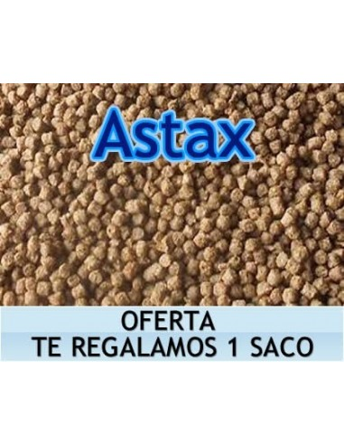 Oferta alimento peces kinsei astax color antioxidante for Comida para peces de estanque