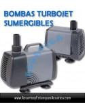 BOMBA DE AGUA TURBOJET AS SUMERGIBLE ACUARIOS