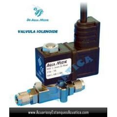 AQUA-MEDIC VALVULA SOLENOIDE CO2
