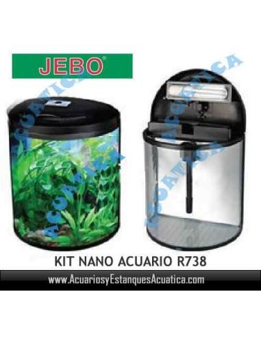 JEBO R738 KIT NANO ACUARIO
