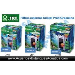 JBL CRISTAL PROFI GREENLINE FILTROS ACUARIOS