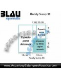 SUMIDERO BLAU READY SUMP 38