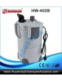 SUNSUN HW-402B + UV FILTRO ACUARIOS EXTERNO