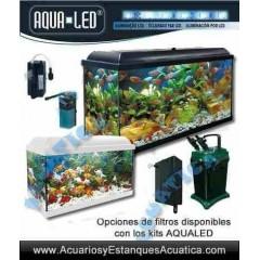 ACUARIO AQUALED PRO KIT 300L