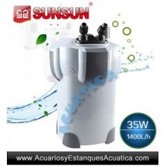 SUNSUN HW-403A FILTRO EXTERNO ACUARIOS