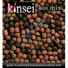 Alimento Kinsei Koi Mix 3mm estanques