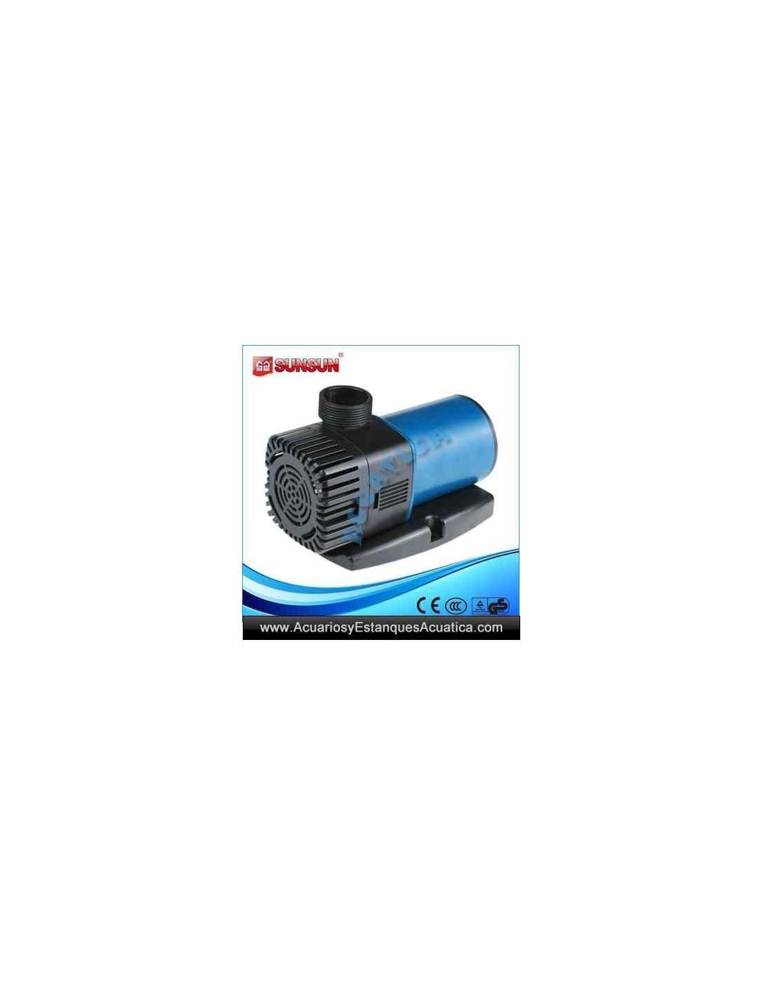 Sunsun jtp bombas de agua acuarios estanques acuarios y for Estanques para agua precios