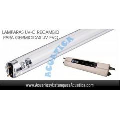 LAMPARA RECAMBIO 25W UV-C TL ULTRAVIOLETA