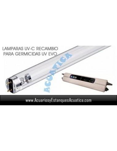 LAMPARA RECAMBIO 75W UV-C TL ULTRAVIOLETA