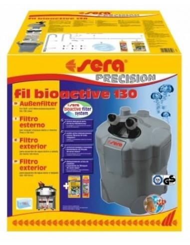 FILTRO SERA FIL BIOACTIVE 130 EXTERIOR ACUARIOS AGUA DULCE
