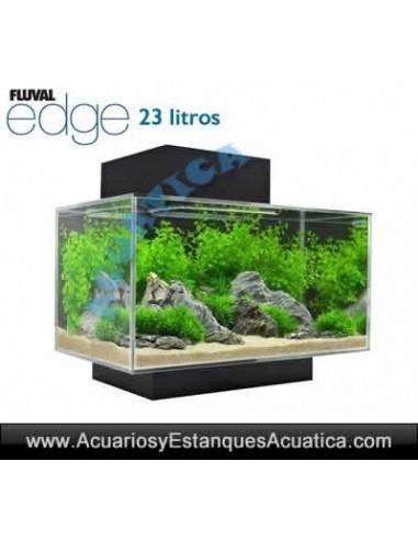 HAGEN FLUVAL EDGE 23L ACUARIO