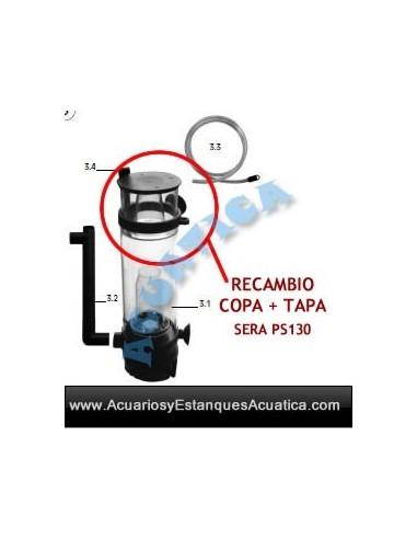 RECAMBIO COPA SKIMMER SERA PS130