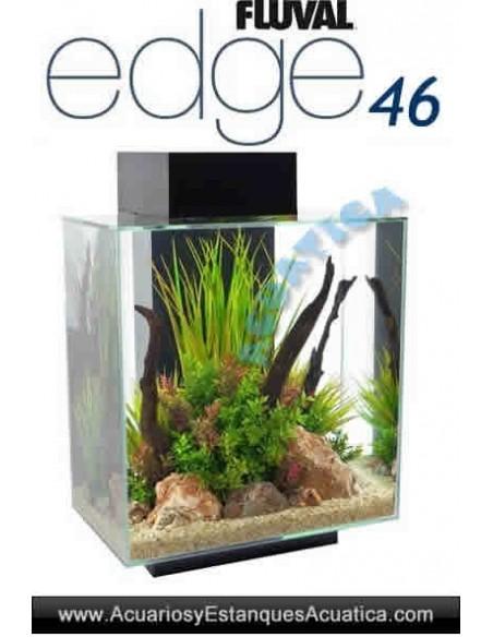 HAGEN FLUVAL EDGE 46L ACUARIO