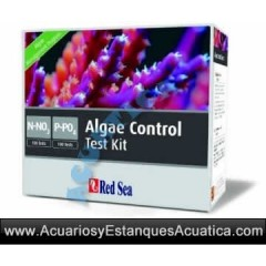 RED SEA Test Alga Control...