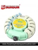 SUNSUN YRB-065 CALENTADOR MINI 65W ACUARIOS
