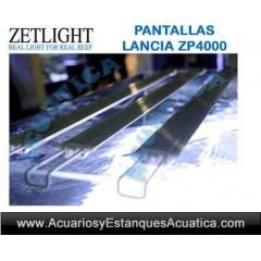 PANTALLA LED ZETLIGHT LANCIA ZP4000 ACUARIO MARINO