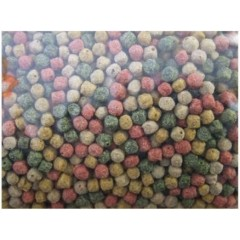 Alimento peces pellets Kinsei Mix mezcla base 3mm estanque