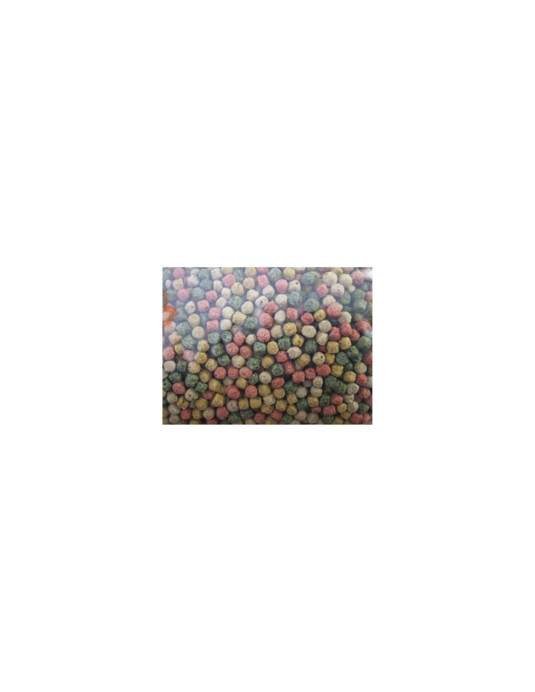 Alimento peces pellets kinsei mix mezcla base 3mm estanque for Comida para peces de estanque