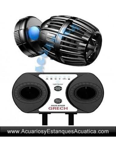 GRECH CW-110 BOMBA GENERADOR OLAS 500/4000L/H ACUARIO