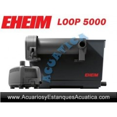 EHEIM LOOP 5000 SET FILTRACION ESTANQUES