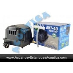 AQUAKING AK2 SERIES BOMBAS DE AIRE ESTANQUES ACUARIOS