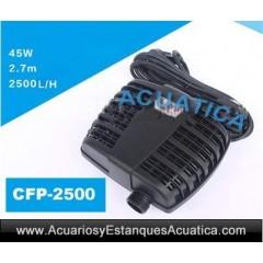 GRECH CFP-2500 BOMBA DE AGUA ESTANQUE