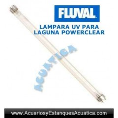 LAMPARAS RECAMBIO UV-C LAGUNA POWER CLEAR