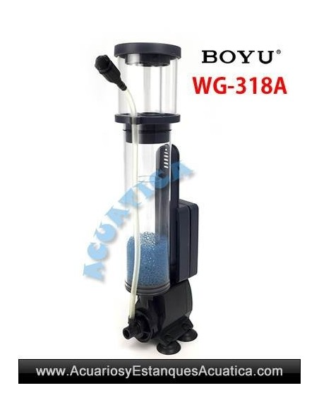 BOYU WG-318A SKIMMER ACUARIOS MARINOS