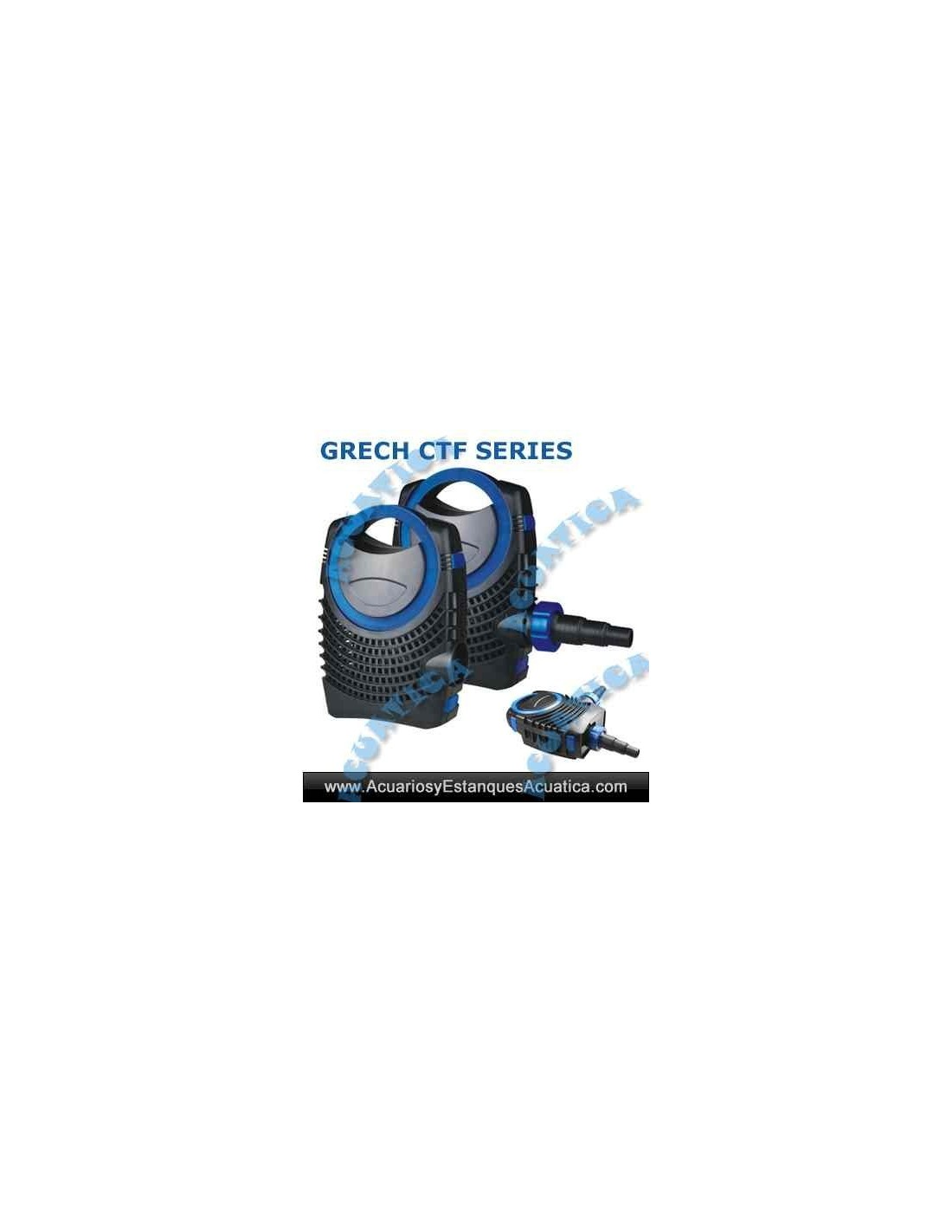 Grech ctf bombas de agua estanques for Estanques para agua precios