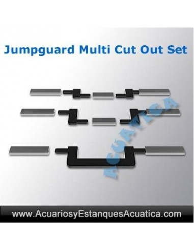 D-D JUMPGUARD Multi Cut Out Set
