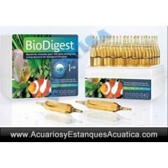 PRODIBIO BIODIGEST bacterias para acuarios