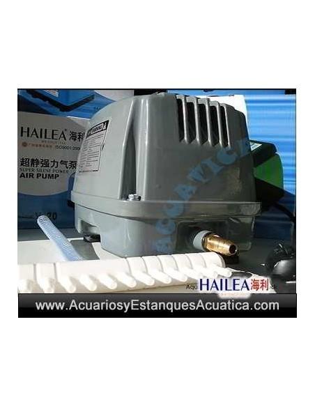 HAILEA HAP-80 COMPRESOR ESTANQUE ACUARIO