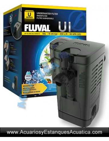 FLUVAL U FILTRO INTERNO ACUARIO