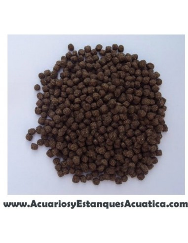 Alimento peces Kinsei Germen de Trigo pellets 3mm estanque