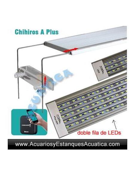 CHIHIROS A Plus PANTALLA LED ACUARIOS