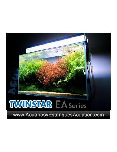 TWINSTAR RGB II EA PANTALLA LED ACUARIOS PLANTADOS