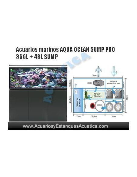 ACUARIOS MARINOS AQUA OCEAN SUMP PRO