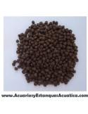 Alimento peces Kinsei Crecimiento pellets 4.5mm NO flotante estanque