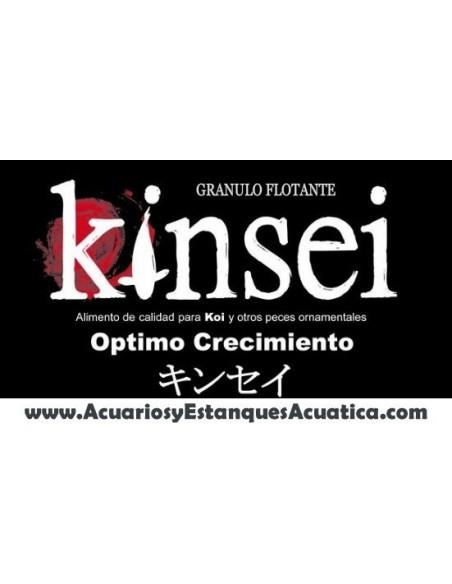 OFERTA! Alimento peces Kinsei Germen de Trigo pellets 3mm estanque PAGA 5 LLEVAS 6