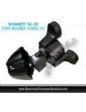 SKIMMER SK30 PARA ESTANQUES