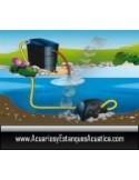 Ubbink filtrapure 4000 filtro estanque acuarios y for Estanque prefabricado barato