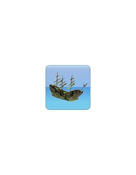 Decoracion y figuras para cuarios de agua dulce